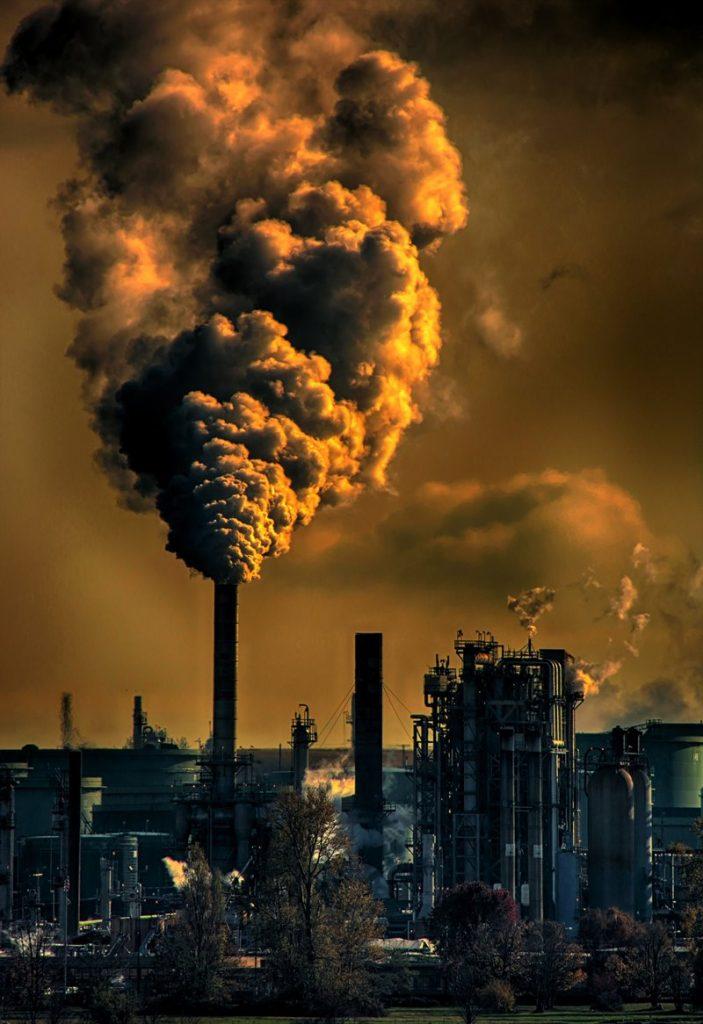 ภาวะโลกร้อน สภาวะของสิ่งแวดล้อมที่ส่งผลต่อมนุษย์